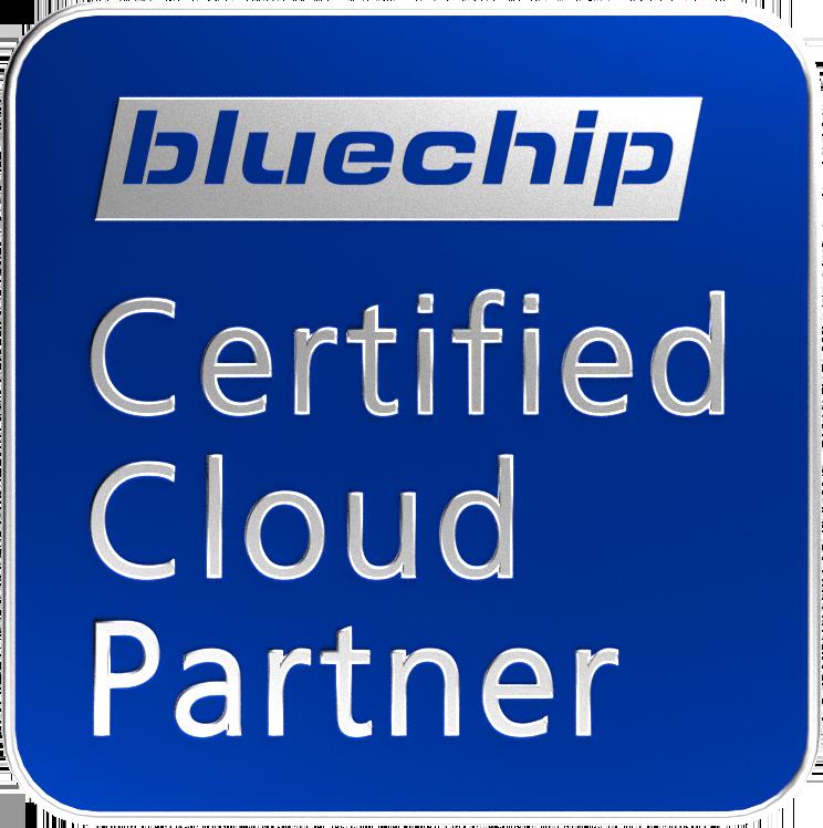 bluechip Certified Cloud Partner